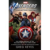Marvel's Avengers: The Extinction Key: The official prequel to Marvel's Avengers (Marvels Avengers Book 1)