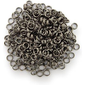 Hicello 100 St/ück Perlennadeln Sehr D/ünne Nadel N/ähnadeln f/ür Perlen Stickereiwerkzeug DIY-Nadelarbeit