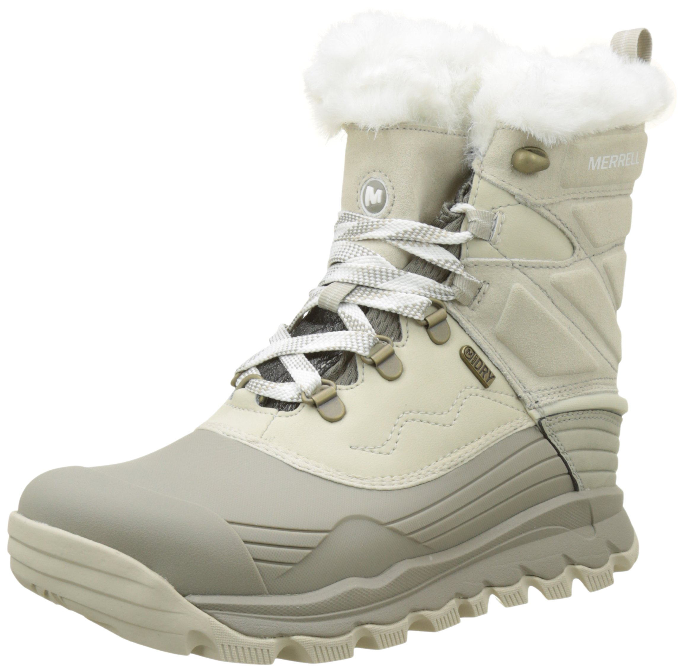 "81IUgNIFzsL - Merrell Women's Thermo Vortex 8"" Waterproof High Rise Hiking Boots"