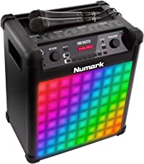 Numark Sing Master Portable Karaoke Sound System