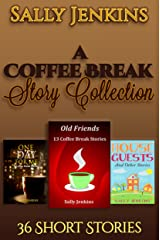 A Coffee Break Story Collection: 36 Short Stories Kindle Edition