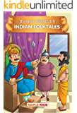 Indian FolkTales (Illustrated)
