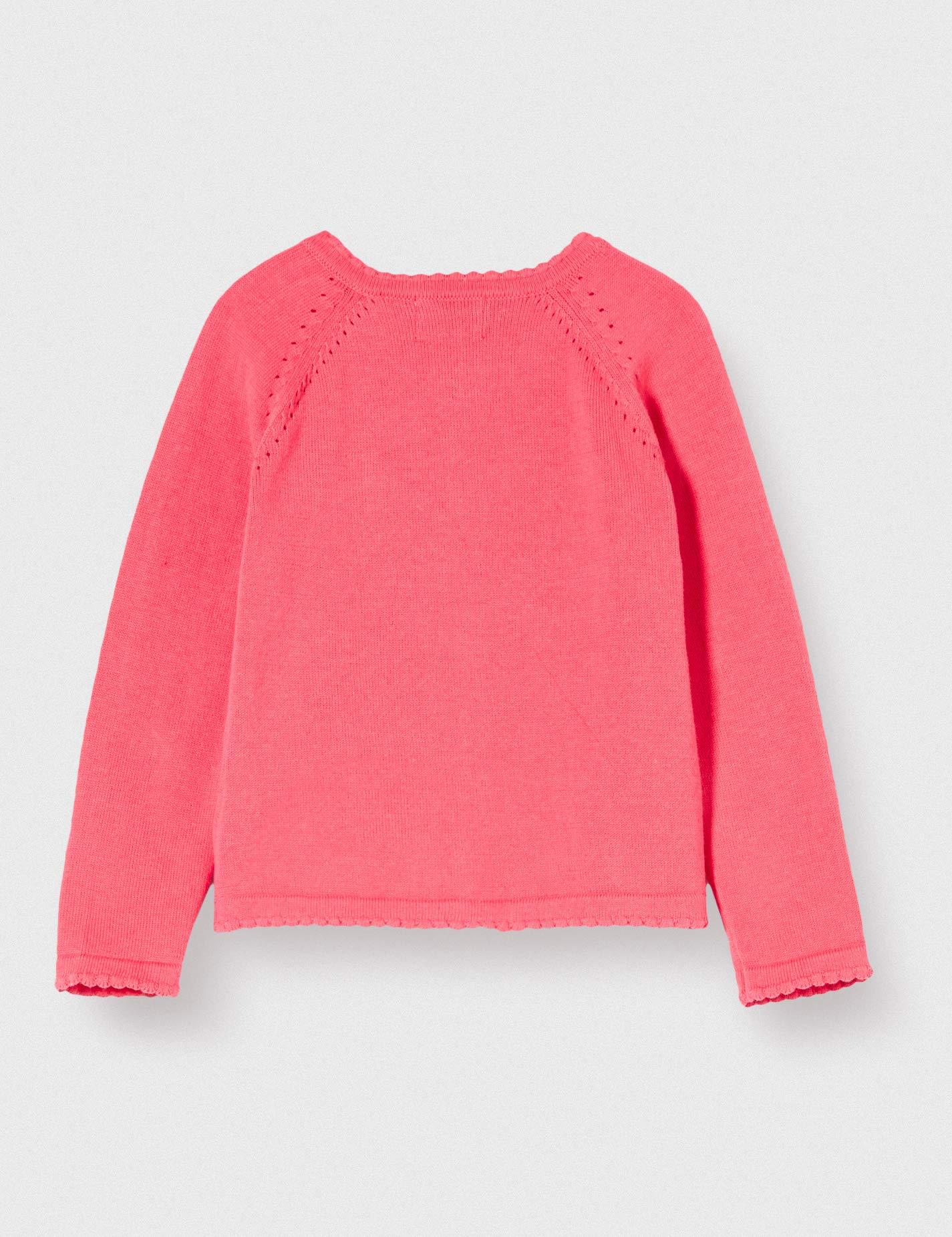 Noa Noa Miniature Baby Basic Light Knit Chaqueta Punto para Bebés 3