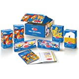 Barilla Box Pasta in Edizione Limitata Manifesto Del Grano Duro con 6 Pack di Pasta Barilla Lunga e Corta da 700 gr Grano 100