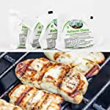Cyprus Village Traditional Halloumi Cheese (1kg Pack)