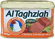Al Taghziah Luncheon Chicken, 200 gm