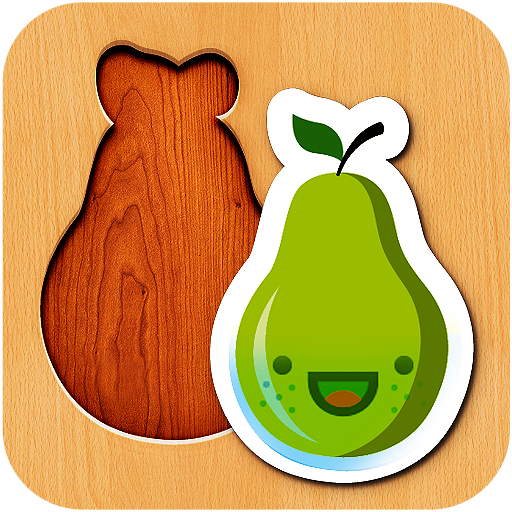 Baby Puzzles - Fruits