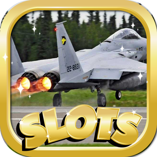 Free Slots Casino Games : Air Force Cutaway Edition - Strike It Rich And Claim Your Fortune! - Absolute Torch