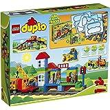 LEGO DUPLO  - Mon Train de Luxe - 10508 - Jeu de Construction