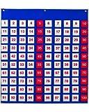 Learning Resources Tableau Des Centaines À Poches De -