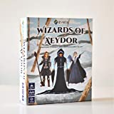 Zvata Wizards of Aeydor - A Board Game of Strategy and Chance, Multicolour