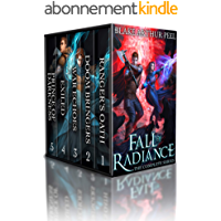 Fall of Radiance: The Complete Series: (An Epic Fantasy Boxed Set: Books 1-5) (English Edition)