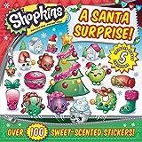 Shopkins A Santa Surprise!: Volume 16