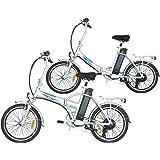 swemo EIN Paar (2 STK.) 20 Zoll Alu Klapp E-Bike/Pedelec SW100 & SW200