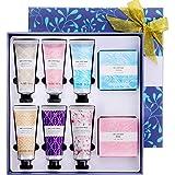 Spa Luxetique Set de Cremas de Manos Con Rápida Absorción y Ultra Hidratación, Crema Protectora de Manos para Mujer, Set de R