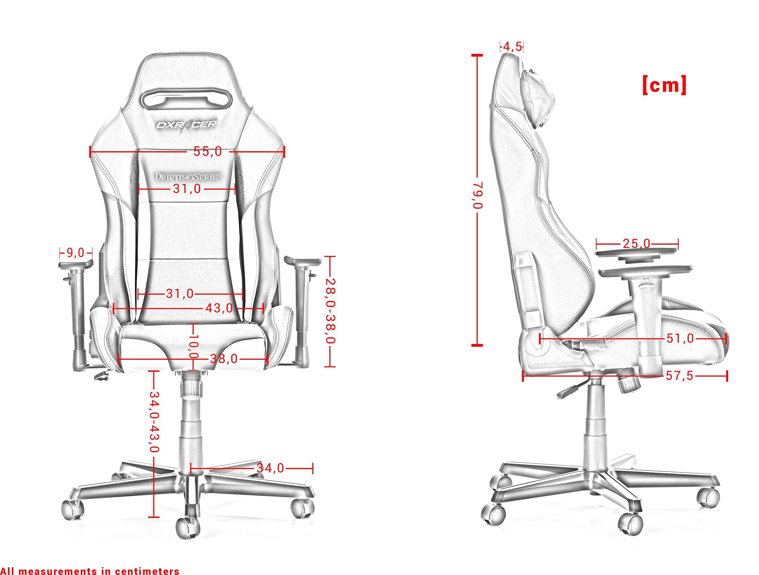DXRacer gc-d02-n-s2Gaming Chair