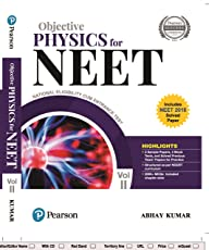 Objective Physics for NEET by Pearson - Vol. 2