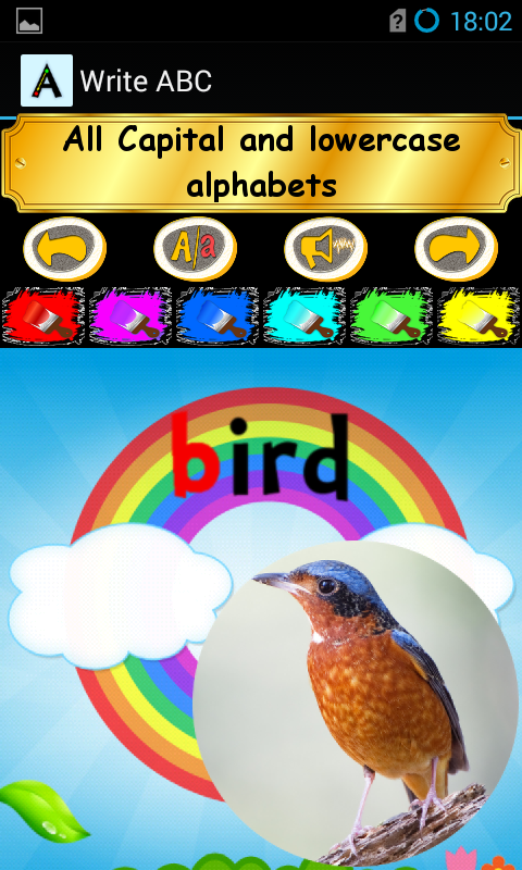 schreiben ABC Lernen Alphabete - 9