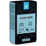 """Marchio Amazon - Happy Belly Caffè tostato macinato decaffeinato""""Decaffeinato"""" (4 x 250g)"""