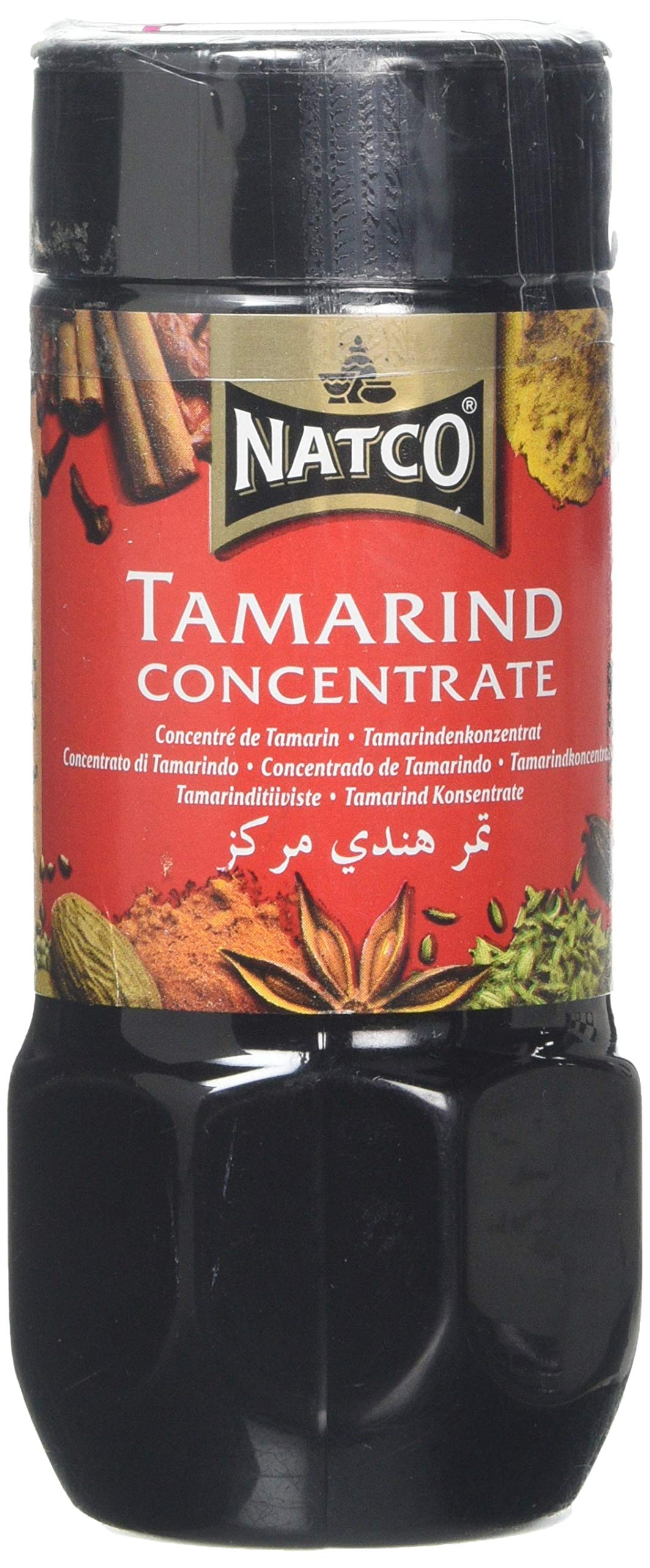 Natco Tamarind Paste Jars 300G 1