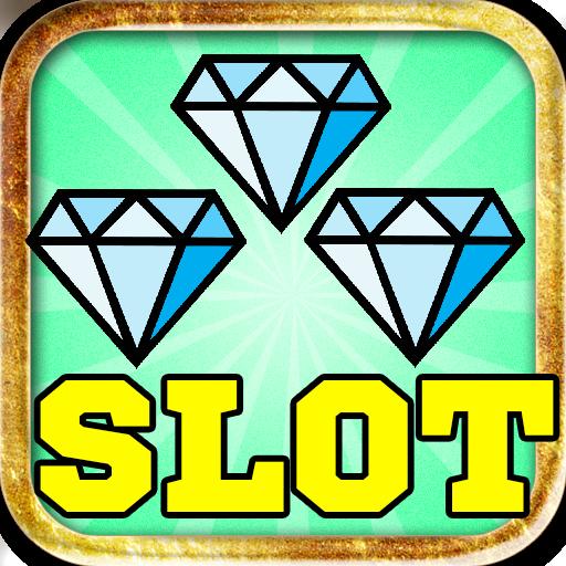 Einarmiger Bandit meine Diamanten - Streben nach Glück, Reichtum Vegas Casino gratis Poker Maschine Spiel Glücksspielautomat - Glücksspiel-ring