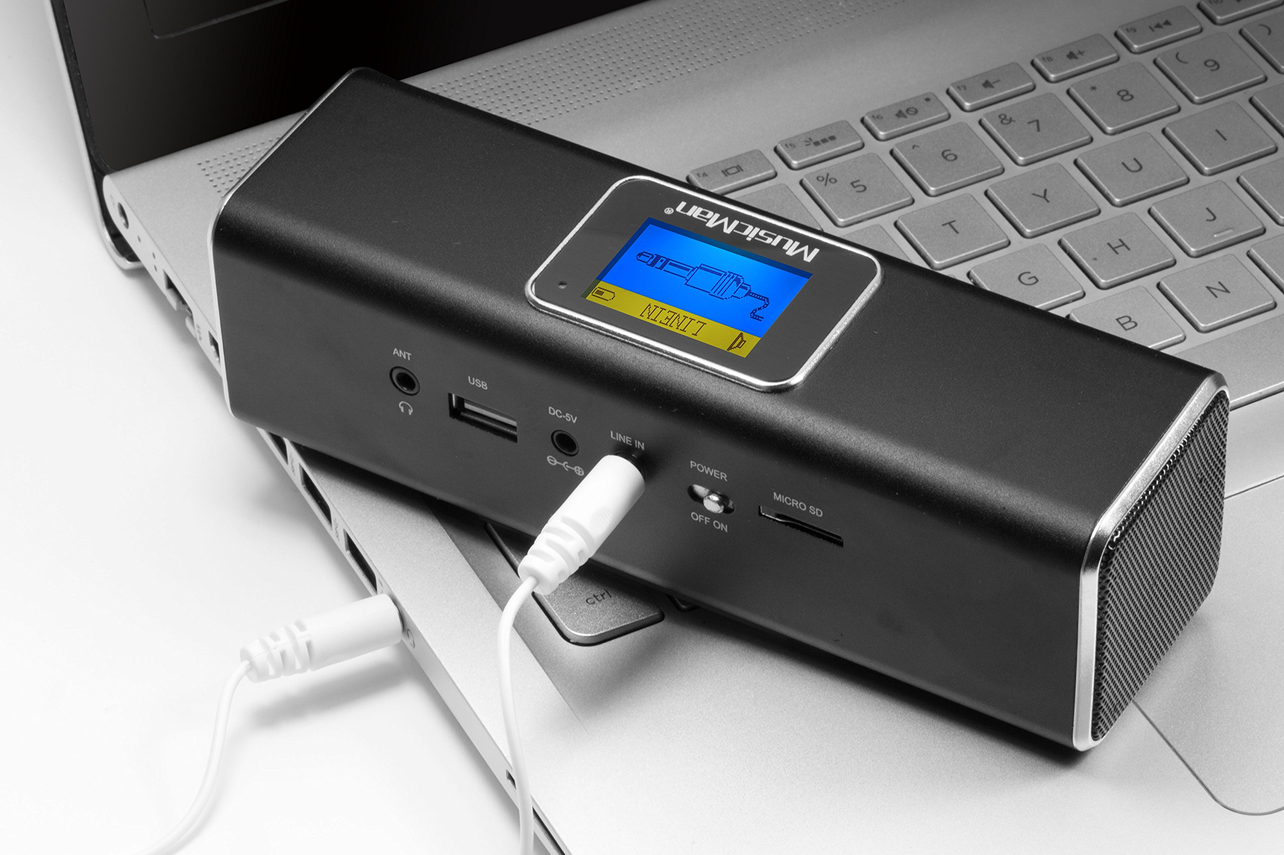 USB Ladekabel Kabel Music Angel /& Music Man Line-In Audiokabel Radioantenne Set