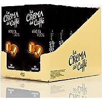 La Crema del Caffè - Arabica 100% (12 Astucci da 10 Capsule, Totale 120 Capsule), Compatibili Nespresso