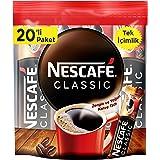 Nescafe Classic 20'Li Paket 20X2Gr
