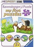 Ravensburger 07313 - Tiere im Garten, my first puzzles 9x2