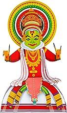 Toiing Craftoi 3D DIY Paper Craft Toy - Kathakali