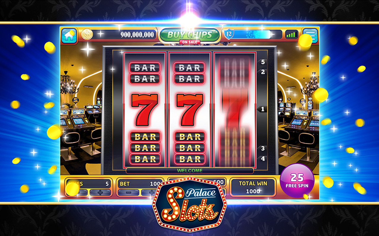 Slots Palace - Free Casino Vegas Slot Machine Games: Amazon.in: Appstore  for Android