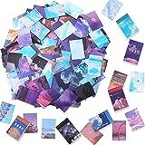 300 Pièces Kit d'Autocollants Washi Kit d'Autocollant Adhésif Washi Kit d'Autocollants de Journal de Scrapbooking Autocollant