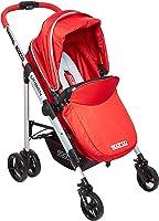 Sparco Urban Stroller (7 Months-4 Y/O) Red