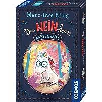 KOSMOS 680848 Das NEINhorn - Kartenspiel, Das Spiel zum bekannten Kinder-Buch, lustiges Kinderspiel ab 6 Jahre, für 2…