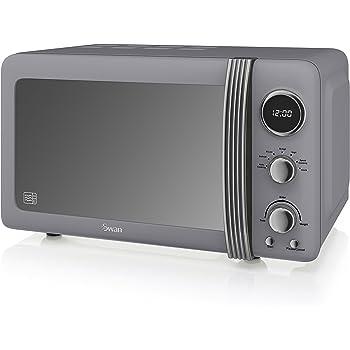 Swan Sm22090copn Digital Microwave 800w 20l Copper