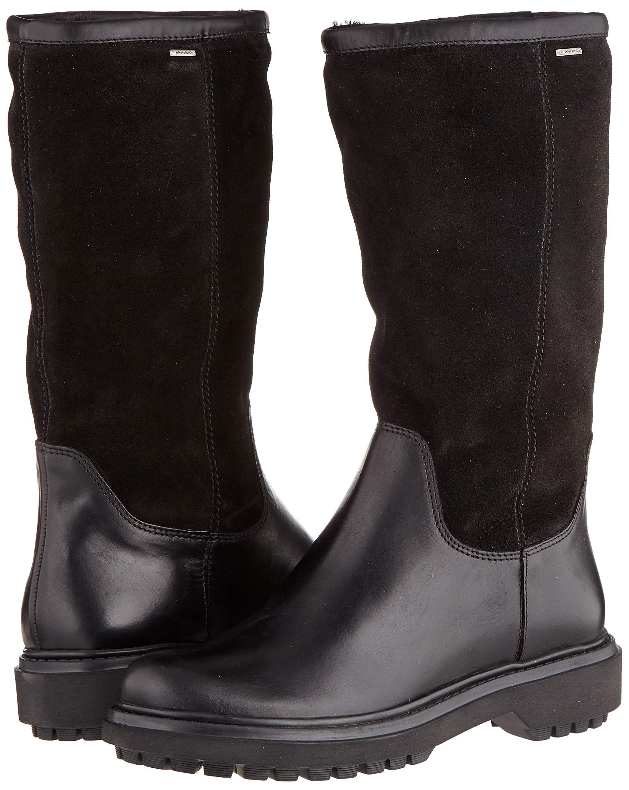 Geox Damen D Asheely Np ABX D Snow Boot 5