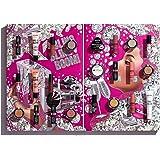 NYX Professional Makeup Diamonds and Ice Please Adventskalender, 24 Türen, Vielseitiges Makeup für Augen, Lippen und…