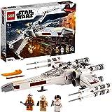 LEGO75301StarWarsLukeSkywalker'sX-WingFighter-SpeelgoedmetPrinsessLeiaenR2-D2DroidFiguur
