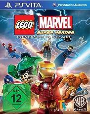 Lego Marvel: Super Heroes - [PlayStation Vita]