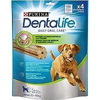 Purina DentaLife Maxi - Hygiène Bucco-dentaire au Quotidien - 142 g - 20 Bâtonnets à Mâcher pour Chiens de Grande Taille…