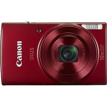 Canon Ixus 180 Fotocamera Compatta Digitale, 20 Megapixel, Rosso