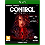Control - Ultimate Edition - Ultimate - Xbox One