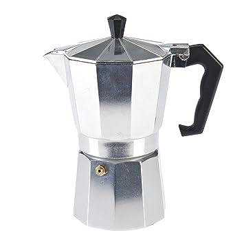 Axentia 223537 Espressokocher Aluminium für 6 Tassen: Amazon.de ... | {Espressokocher 59}