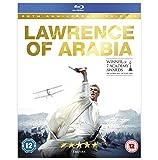 Lawrence of Arabia (Blu-ray + UV Copy) [1962] [Region Free]
