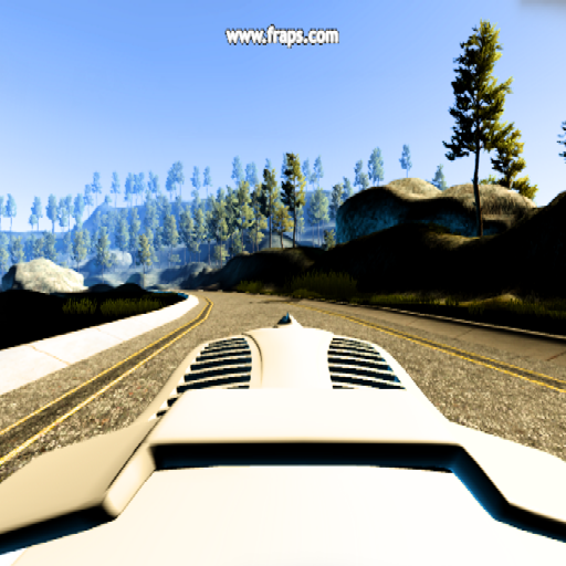 Race Track 3d Game