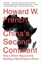 China's Second Continent Paperback