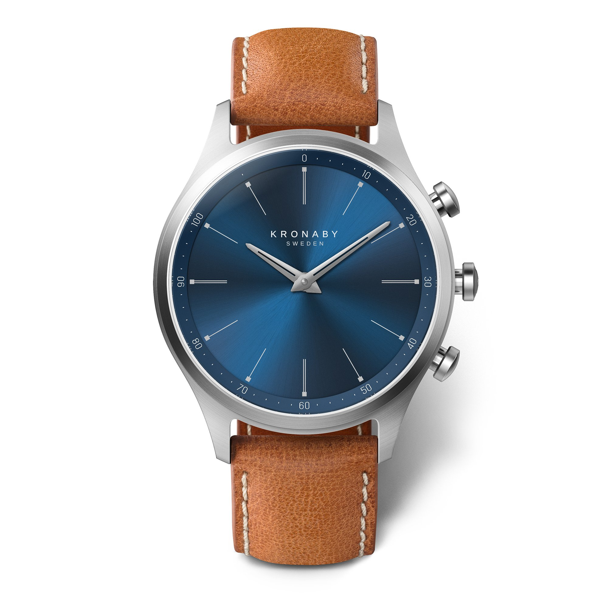 KRONABY SEKEL Connected Movement Unisex Watch A1000-3124 Watch Ladies/Mens a Traditional Watch with The Capabilities of a smartwatch