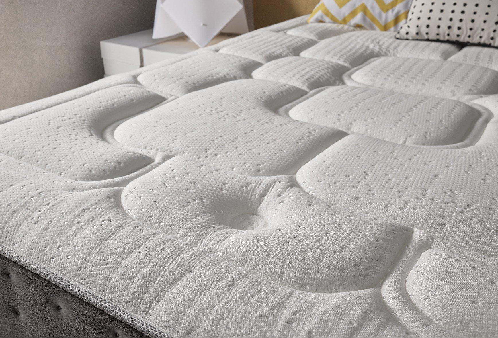 Gran Relax Materassi.Living Sofa Materasso Simpur Relax Grande Confort Royal Memory Grafene 120x190 Iperconduttivo Alto 30 Cm Materassi Di Gamma Alta 3 0