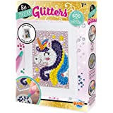 Buki France- Be Teens Glitters-Unicorno Gioco Pittura Diamanti, Colore, DP002