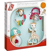 Vulli 517337 Fresh Rapido Sophie la Girafe Multi-Box Prodotti, multicolore